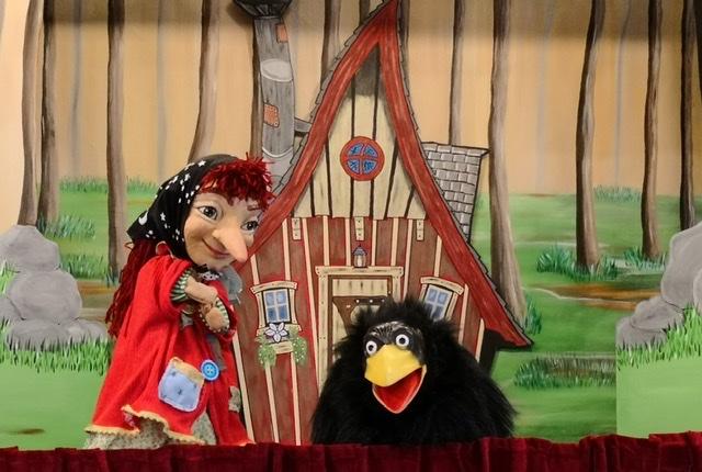 Puppentheater für Groß und Klein am 11.Oktober