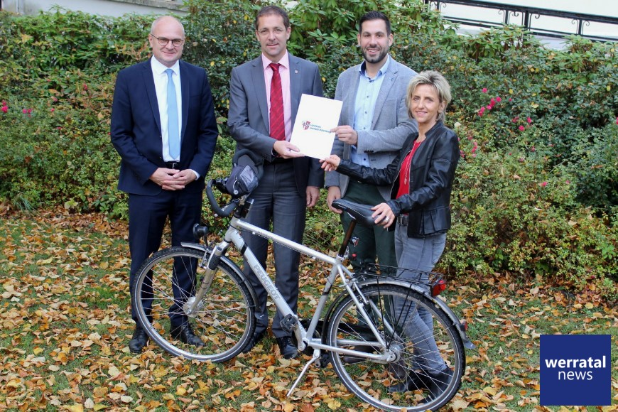 Werratal-RadArena - Neues Radwegenetz in der Kaliregion geplant