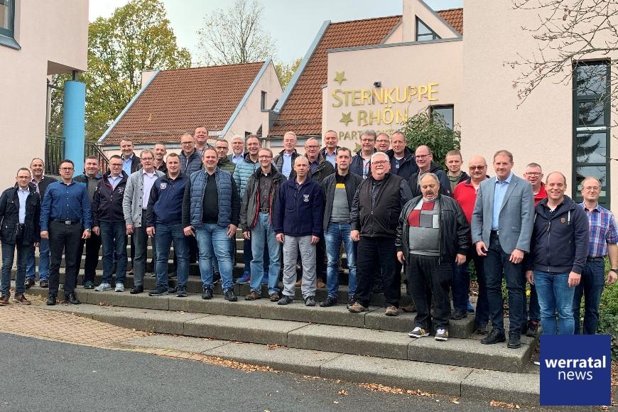 Brandschutztagung des Landkreises in Gersfeld/Rhön
