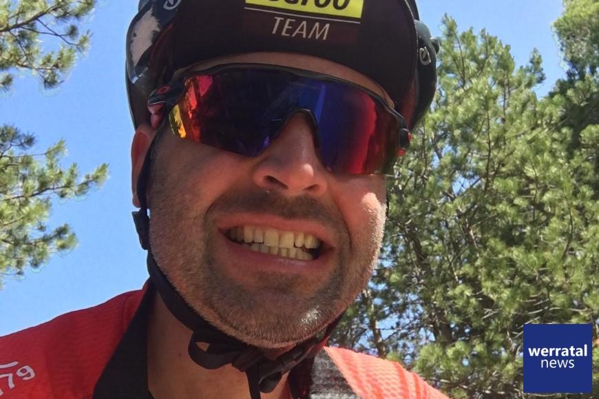 Kai Marschner bezwang dreimal hintereinander den Mont-Ventoux