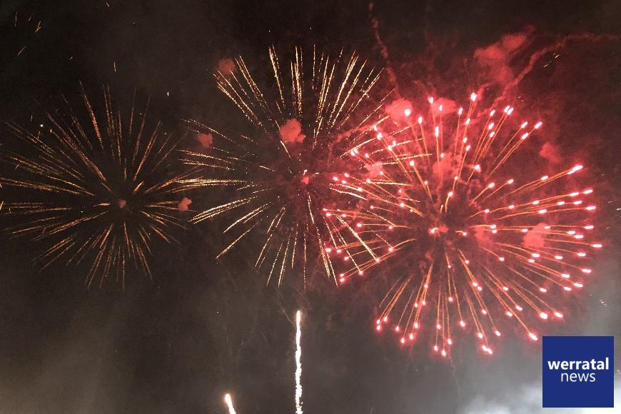 Landkreis warnt vor unüberlegtem Gebrauch von Feuerwerk