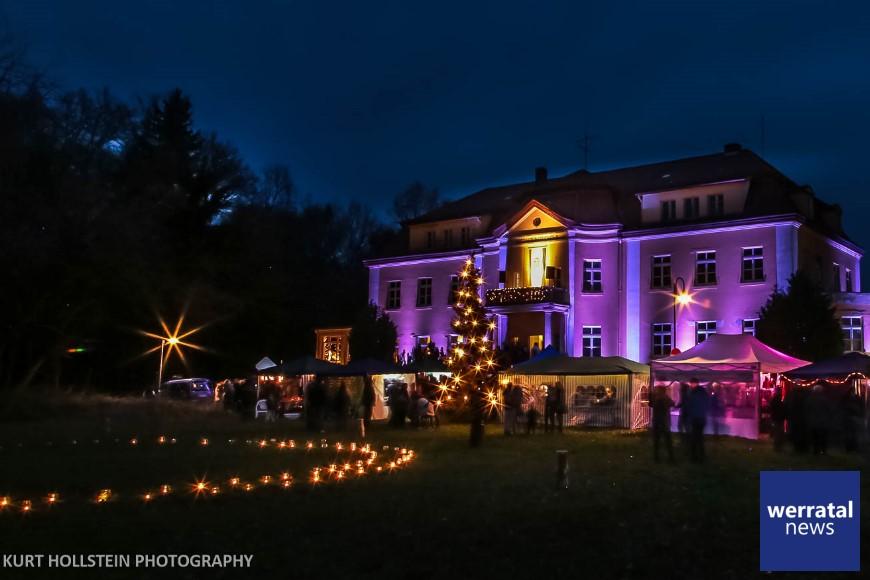 Lassen Sie sich am 15.12. im Lichterglanze der Gemeinde Hohenroda verzaubern