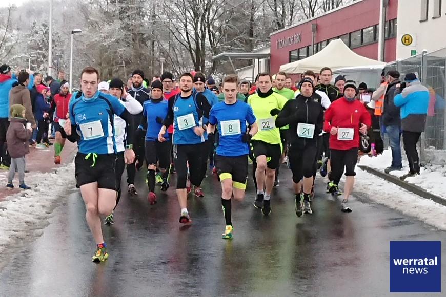 Triathletenschmiede Werratal startet am Sonntag die 7. Winterlaufserie