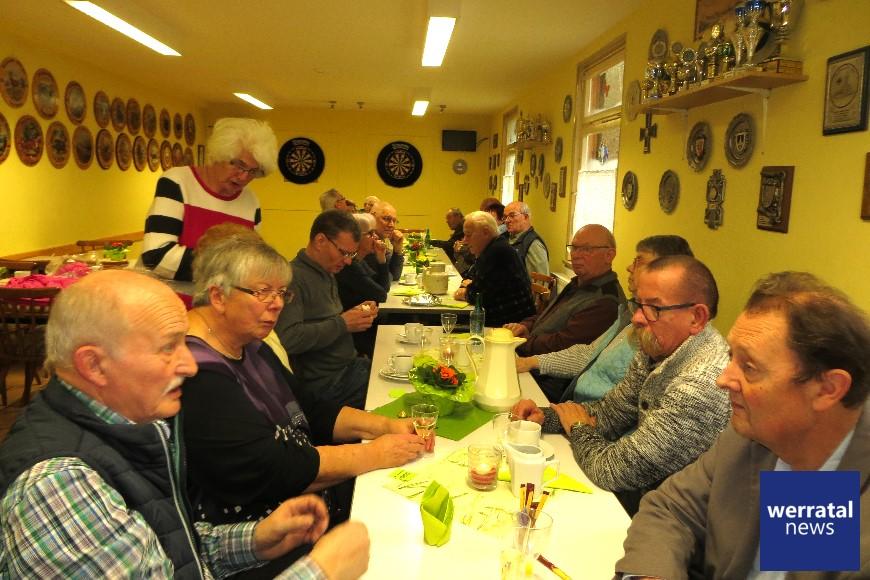 Neujahrsempfang des VdK Ronshausen-Hönebach