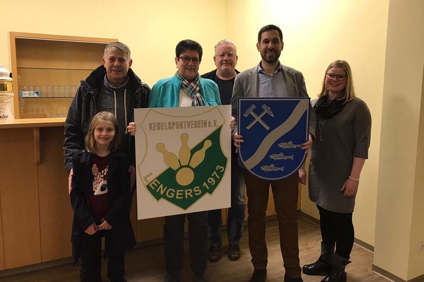 KSV Grün-Weiß Lengers kümmert sich seit 01. Januar 2020 um das GH Lengers