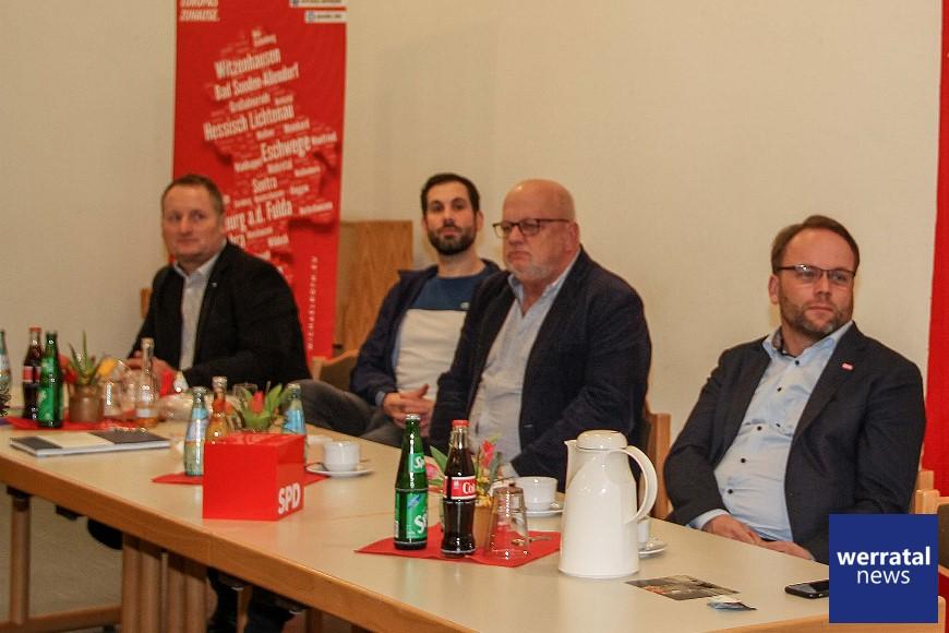 SPD-Neujahrsempfang: Mit Solidarität und Mitmenschlichkeit in die neue Zeit