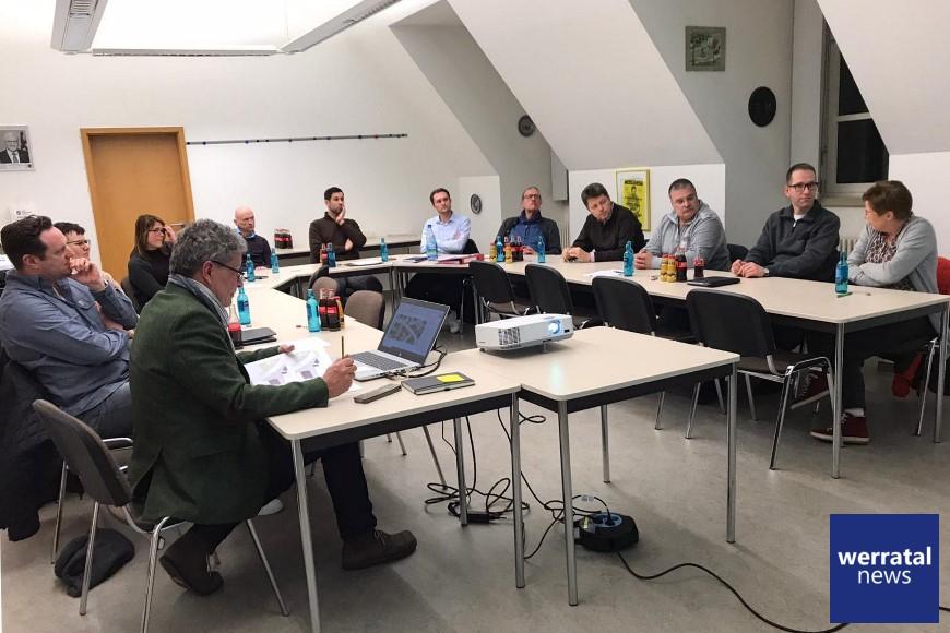Lokale Partner identifizieren weitere Projekte in Heringens Kernstadt