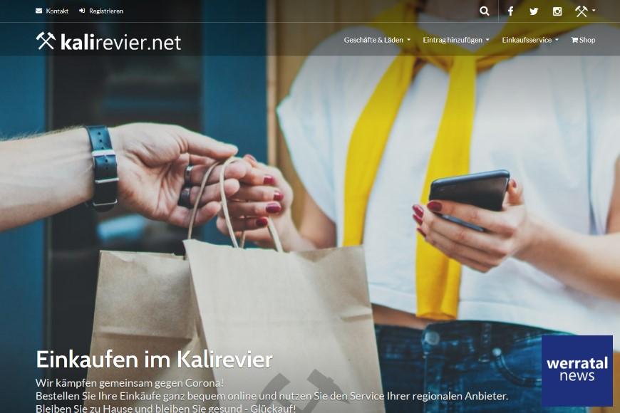 Kunden und Firmen vernetzen sich über www.kalirevier.net