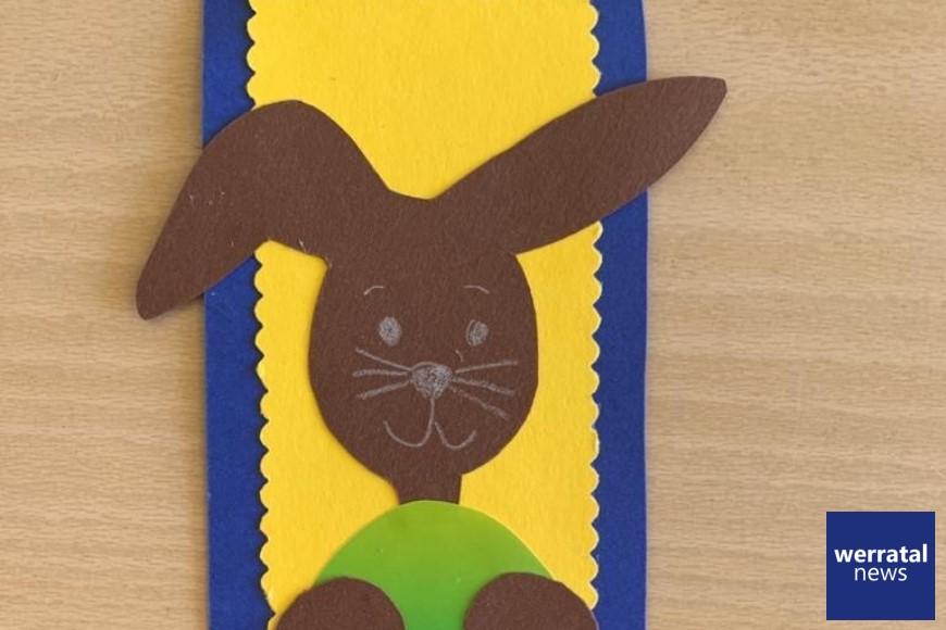 Osterhasenpost aus dem Kindergarten Pfiffikus Ausbach