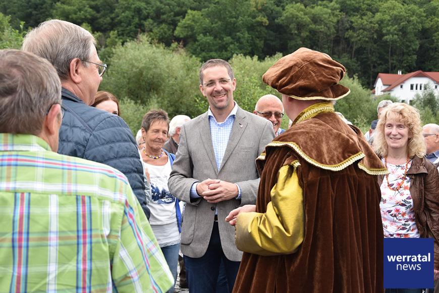 Sommertour mit Landrat Dr. Koch: Anmeldungen ab Montag möglich