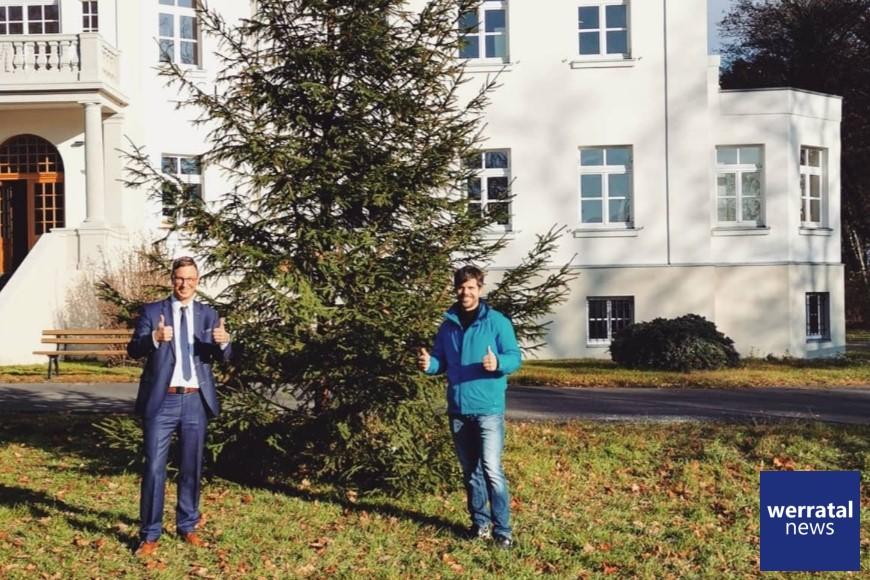 Weihnachtliche Vorfreude in Hohenroda