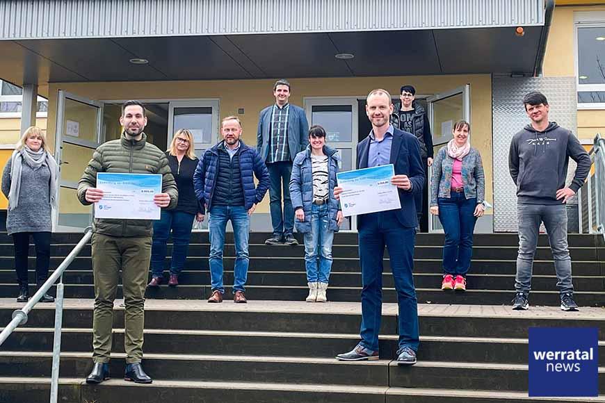 Trotz Corona: Stadt unterstützt Heringer Schulen mit insgesamt 17.000 Euro