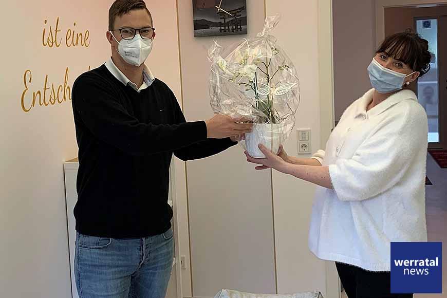 Eröffnung der Physiotherapiepraxis Casa Vital in Mansbach war voller Erfolg