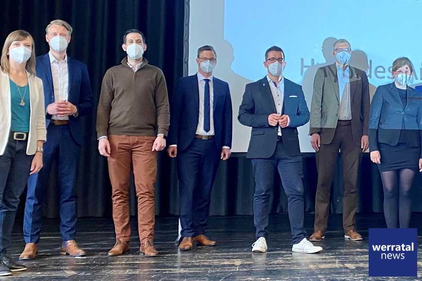 Hybrides Netzwerktreffen der jungen Bürgermeister*innen in Wertheim