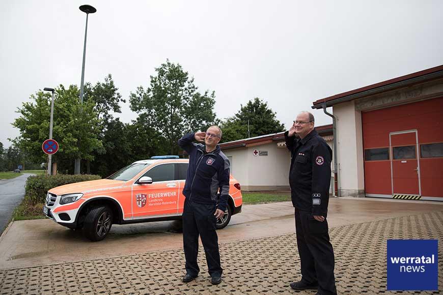 Feuerwehr-Sirenen: Ab sofort wird mit unterschiedlichen Signaltönen alarmiert