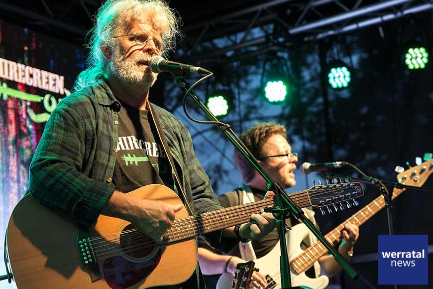 Shiregreen beim Heringer Kultursommer am 1.8. live und kostenlos