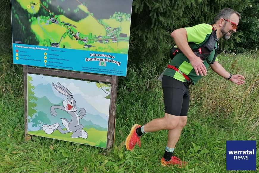 Ultraläufer Martin Weiß in Topform