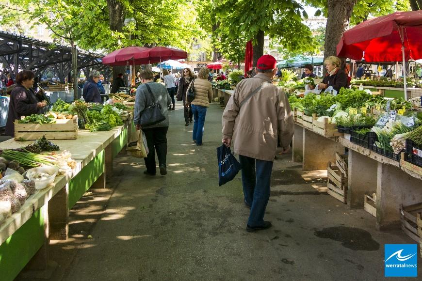 10. Wandermarkt am 14. April in Ausbach