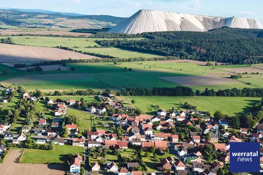 Stadtwerke Heringen erhalten 196.200 Euro