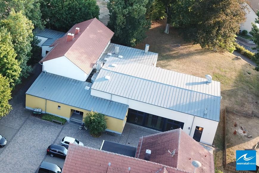 Gemeinschaftshaus Kleinensee an den Schlottentreff übertragen