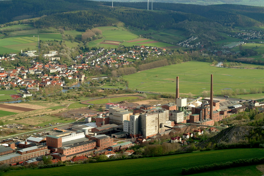 K+S: Produktion im Werk Werra weiter stabilisiert